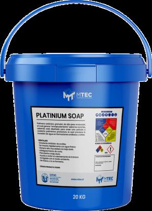 platinium-soap